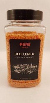 Чечевица красная Pere 400г