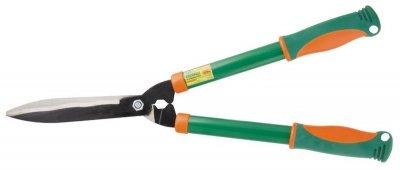 Ножницы для стрижки кустарников 620 мм, волнистые лезвия тефлон, двухкомпонентные ручки MASTERTOOL 1