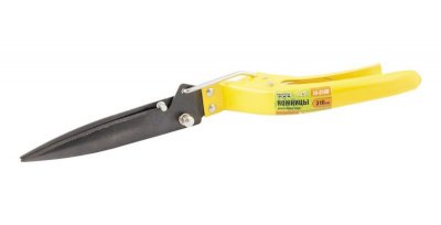Ножницы для стрижки травы 310 мм, лезвия тефлон MASTERTOOL 14-6140