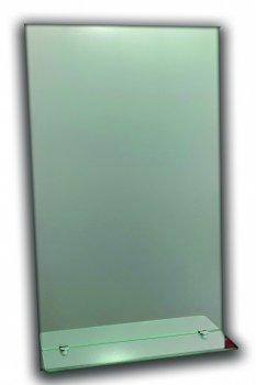 Зеркало прямоугольное в ванную Seria A №2 (400х687х120 мм)