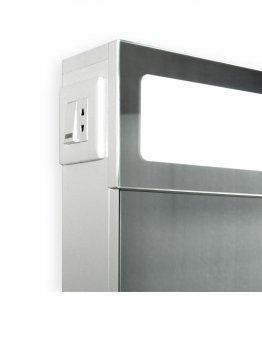 Зеркальный шкаф с подсветкой Seria A №А24-60