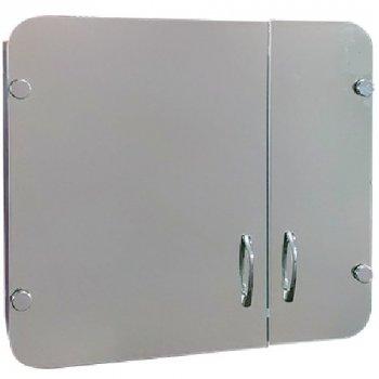 """Зеркальный шкаф с двумя дверцами Seria A """"Эконом"""" №31 (600 x 650 x 130)"""