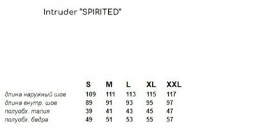 Спортивные штаны Intruder, Spirited хаки-белые (RAZA)