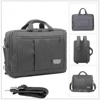 Сумка-рюкзак Yuelang трансформер сіра 520042