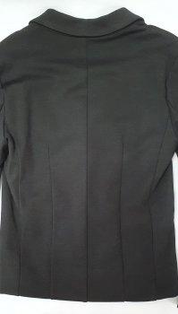 Школьный жакет AYGEY Италия на мальчика на 16 лет, черного цвета KDJF7175GCCELN01