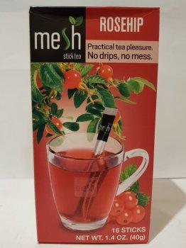 Чай с шиповником Mesh stics в стиках 16шт по 2,5г