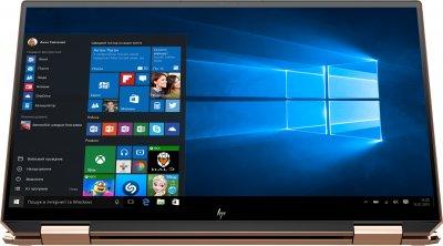 Ноутбук HP Spectre x360 Convertible 13-aw2013ur (2S7M7EA) Black