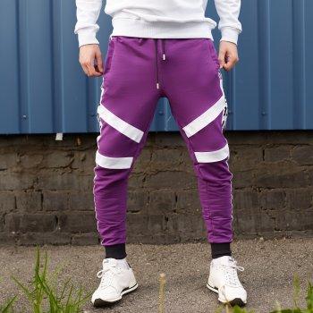 Спортивные штаны Пушка Огонь Espo фиолетовые
