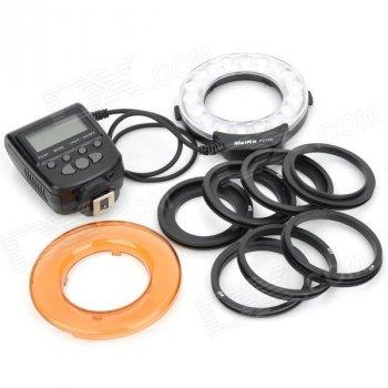 Кольцевая LED макровспышка MeiKe FC-110 (FC110) для камер CANON