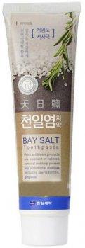 Зубная паста корейская Hanil Circle-patterned с морской солью 180 г (8809177591425)