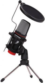 Микрофон Marvo MIC-02 Black