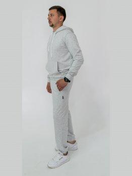 Спортивный костюм Kodor Everyday Move КС0404 Серый меланж