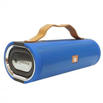 Bluetooth колонка Florence FL-0452-A Blue
