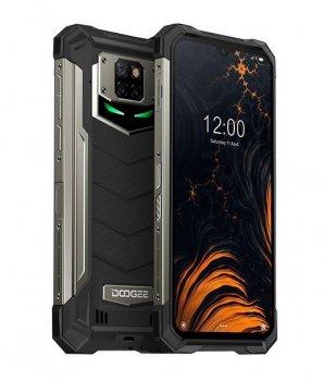 Защищенный смартфон Doogee s88 pro ip68 6/128gb black