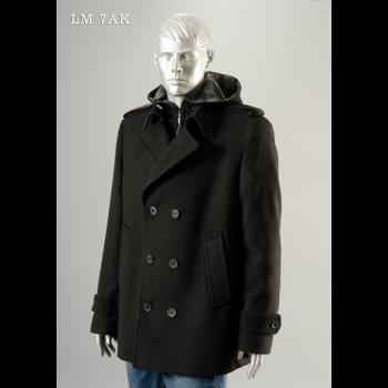 Пальто коротке West-Fashion LM-7a (капюшон) 170