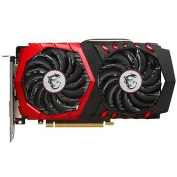 Відеокарта MSI GeForce GTX 1050 TI GAMING X 4G