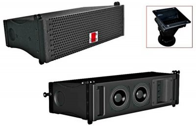 Пасивна акустична система JB sound MIL-25 (1421)