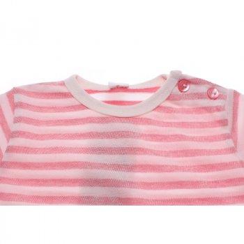 Футболка з довгим рукавом BREEZE 3332 рожевий