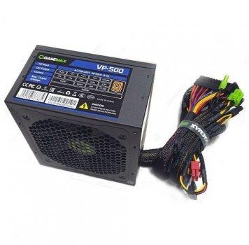 Блок живлення Gamemax VP-500