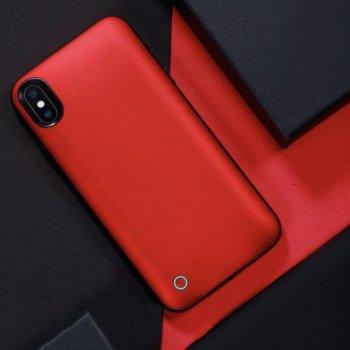 Чохол-акумулятор WK Design Junen 4500mAh Red для iPhone XS Max