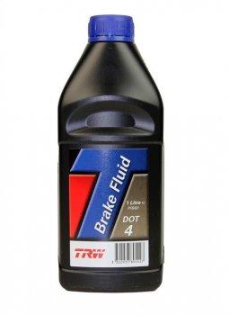 Жидкость тормозная TRW DOT4 1л