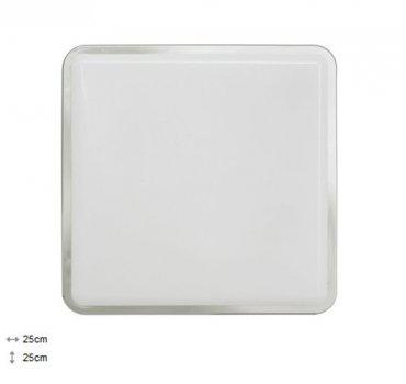 Світильник Nowodvorski TAHOE 3240 IP65 срібло глянець