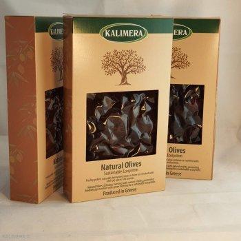 Kalimera Фрумбес Тасу Вялені на дереві маслини з кісточкою Jumbo 181-200, 200г