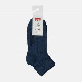 Набір шкарпеток Levi`s 993052001-460 2 пари Denim Blue
