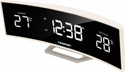 Радіогодинник Blaupunkt CR12WH (5901750500619)