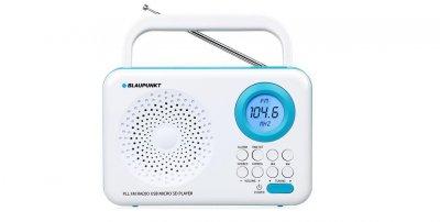 Портативное радио Blaupunkt PP12WH (5901750500541)