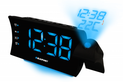 Радіогодинник Blaupunkt CRP81USB (5901750503221)