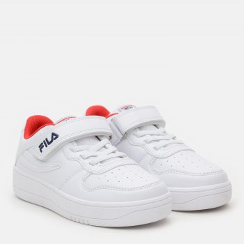 Кеды Fila Fil B Kids' Low 104882-00 Белые