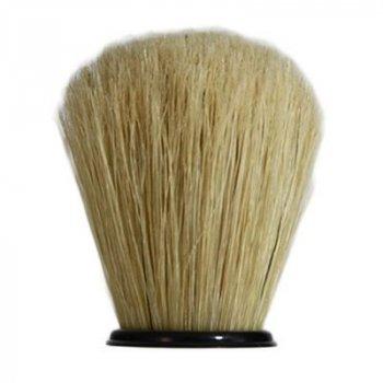 Помазок для гоління Omega 10108 Кабан (Білий)