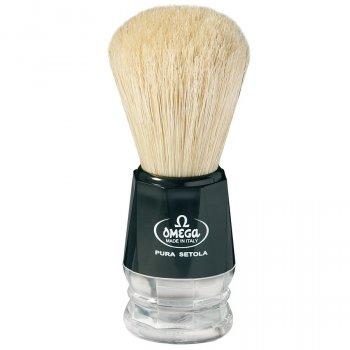 Помазок для гоління Omega 10019 кабан