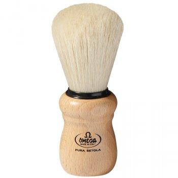 Помазок для гоління Omega 80005 на підставці