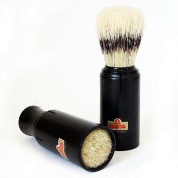 Помазок для гоління Omega 50014 ворс кабан