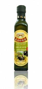 Грецьке оливкове масло NUTRIA DELICATE Extra Virgin Eleon, 250мл с/б