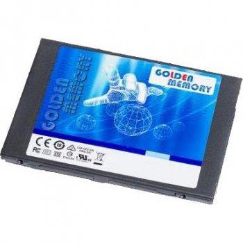 "Накопитель SSD 120Gb Golden Memory, SATA3, 2.5"", MLC, 500/350 MB/s (AV120CGB)"