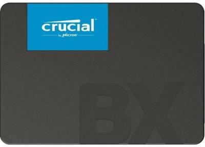 "Накопичувач SSD 240Gb Crucial BX500, SATA3, 2.5"", 3D TLC, 540/500 MB/s (CT240BX500SSD1)"