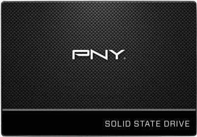 """Накопичувач SSD 480Gb PNY CS900, SATA3, 2.5"""", TLC, 555/470 MB/s (SSD7CS900-480-PB)"""