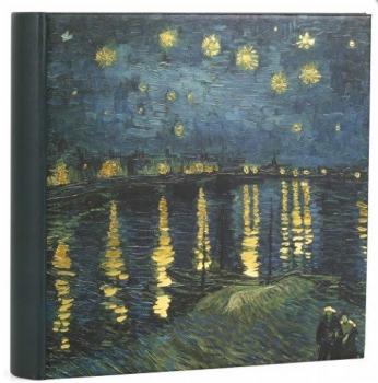 """Фотоальбом HOFMANN """"Зоряна ніч над Роной"""" 200 фото 11,4 х 15,2 модель 1713"""
