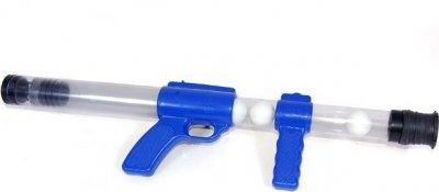 Детский автомат для пинг понга METR+ 0616 вакуумный (Синий)