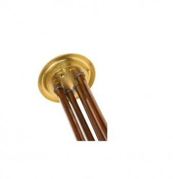 Тэн для водонагревателя диаметр 63 1300Вт CU-TW медный Thermex оригинальный