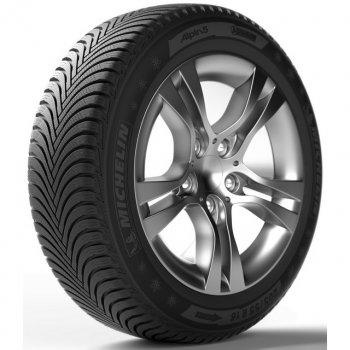 Зимние шины Michelin Alpin 5 235/45 R18 98V XL
