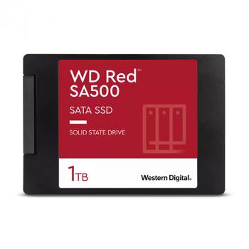 SSD накопитель 2,5″ 1TB WD Red SA500 (WDS100T1R0A)