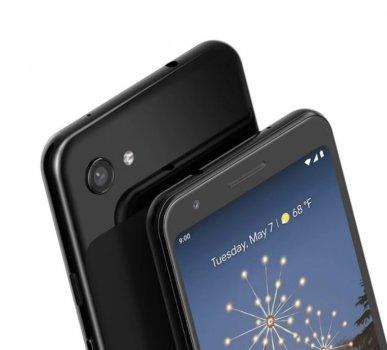 """Телефон Google Pixel 3a 5.6"""" 4/64 GB Black Refurbished"""