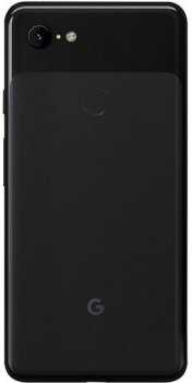 Google Pixel 3 XL 4/64Gb Just Black (G013C) Not Activated Sealed