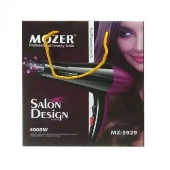 Фен для укладки волос профессиональный компактный с холодным воздухом Mozer MZ 5929