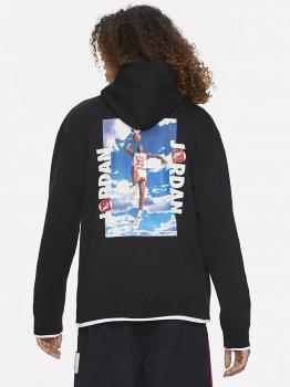 Толстовка Nike MJ Jmc Flc Fz CV2355-010 Чорна