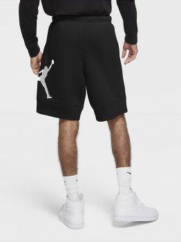 Шорты Nike M J Jumpman Air Flc Short CK6707-010 Черные